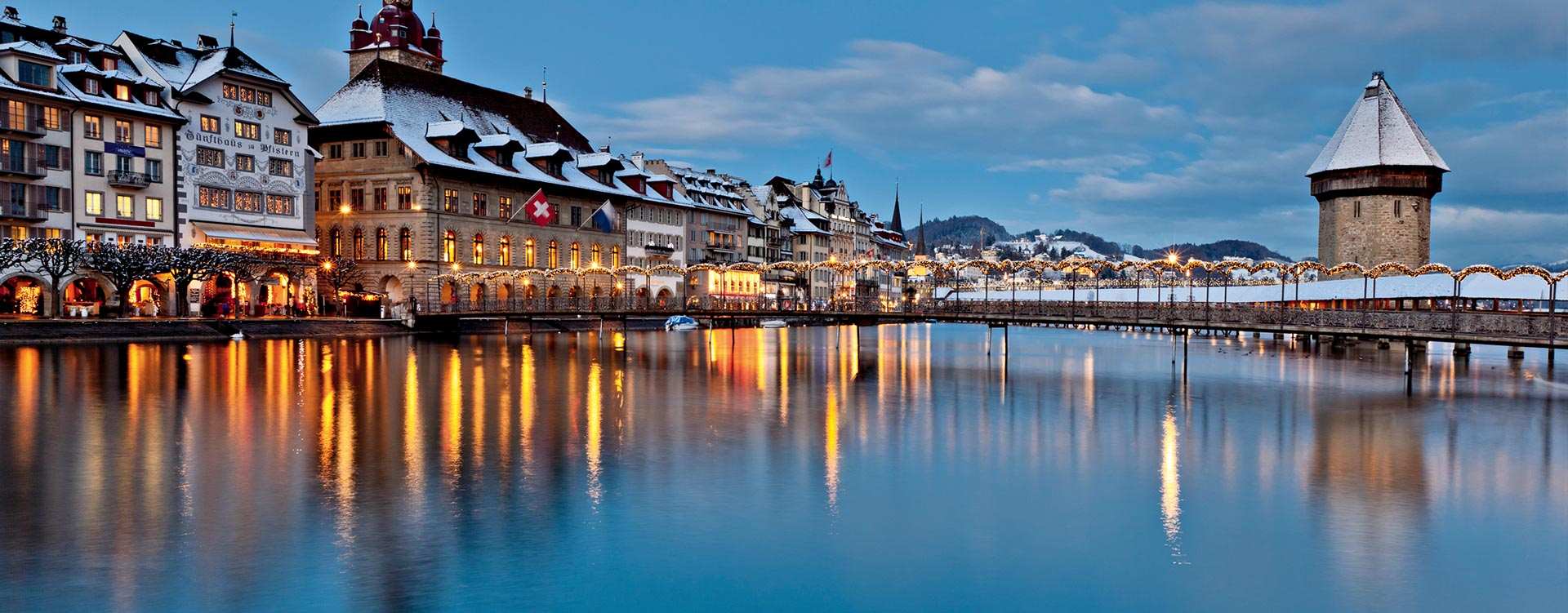 Deals on first class tickets to Lucerne lead to expansive rail passes and fun day trips. - IFlyFirstClass