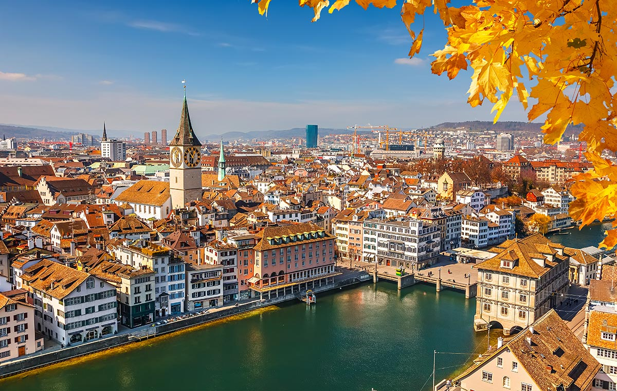 Book last minute business class seats to Zurich to experience European masterpieces. - IFlyFirstClass