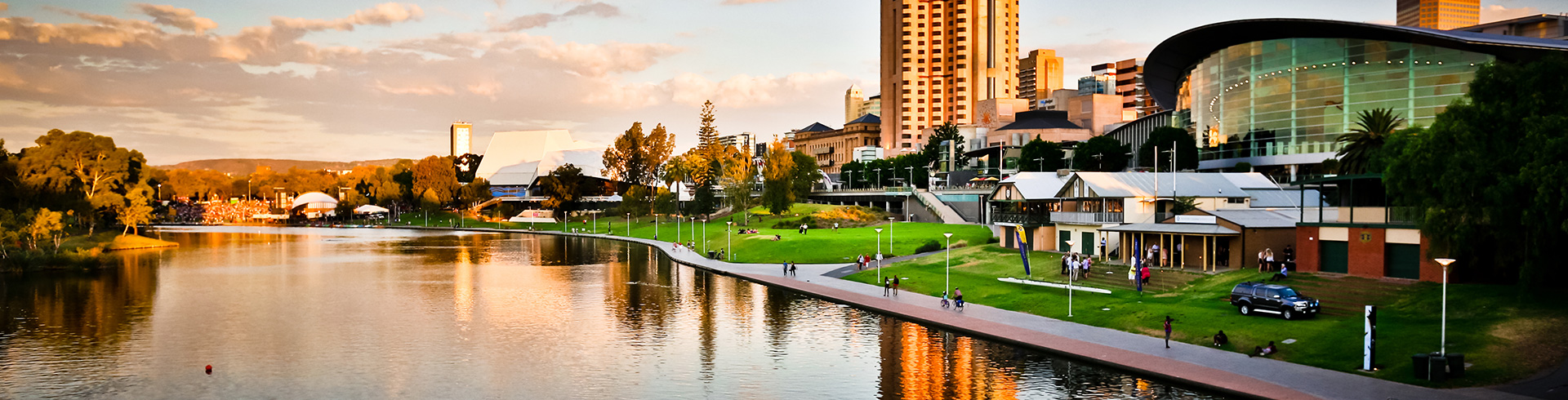 Discounted flight tickets to Adelaide - IFlyFirstClass