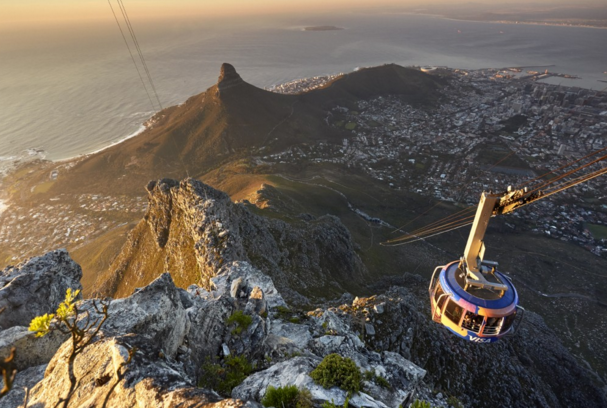 Fly High with Cape Town's Aerial Cableway and Deals on Business Class Flights - IFlyFirstClass