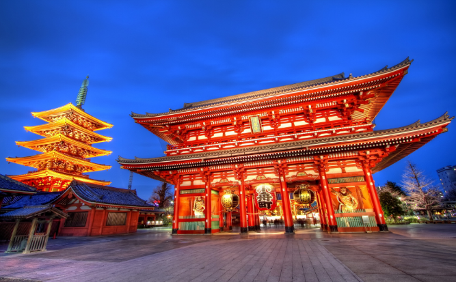 Enjoy all of Tokyo's delights, from new business class deals to ancient Buddhist temples - IFlyFirstClass