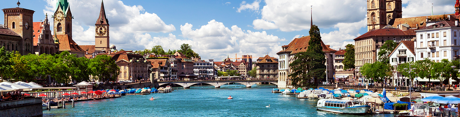 Discounted flight tickets to Zurich - IFlyFirstClass