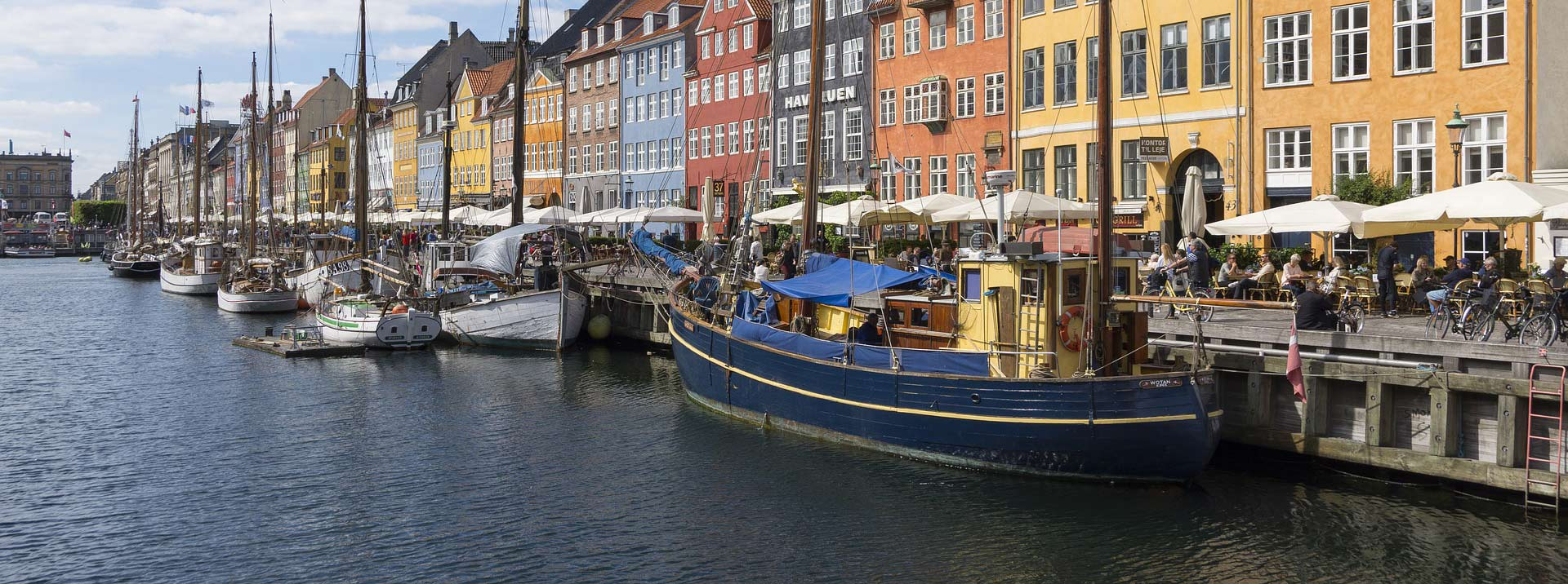 Discounted flight tickets from Los Angeles to Copenhagen - IFlyFirstClass