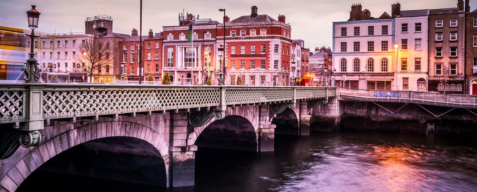 Discounted flight tickets to Ireland - IFlyFirstClass