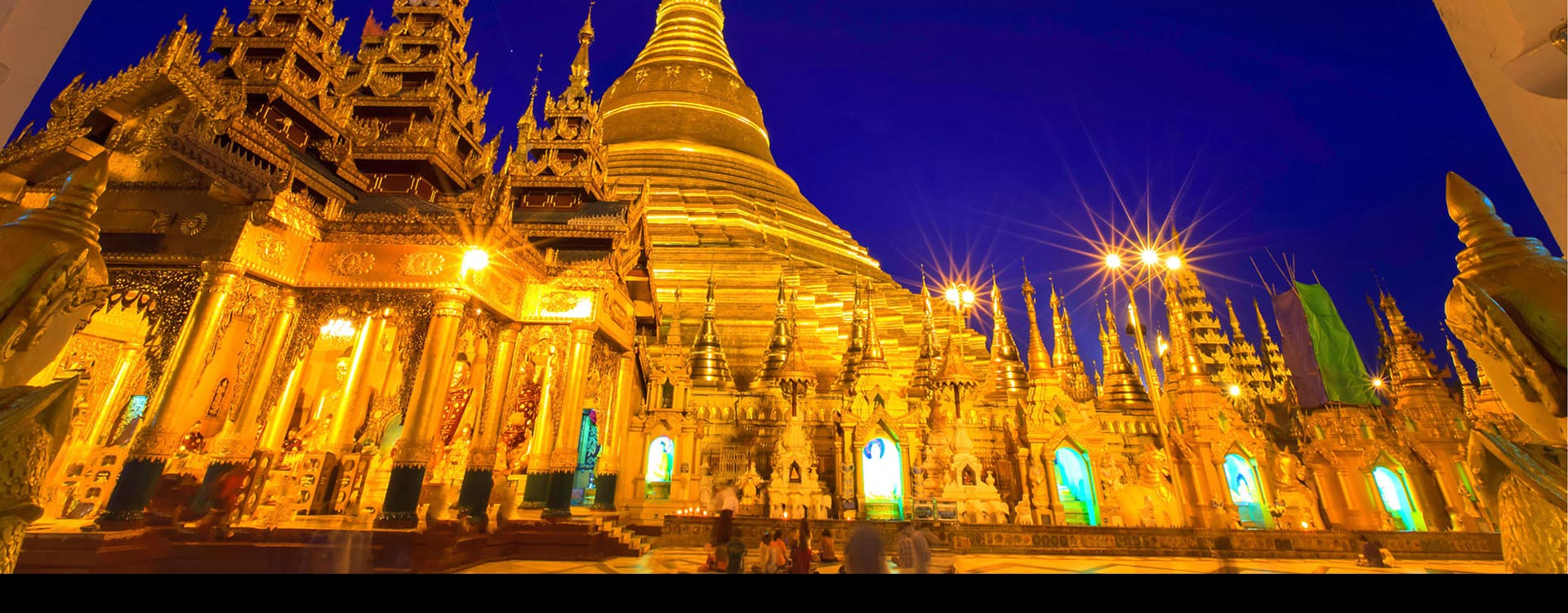 Enjoy authentic Burmese villages with business class flights to Yangon. - IFlyFirstClass
