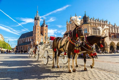 Business Class Discounted Flight to Poland - IFlyFirstClass