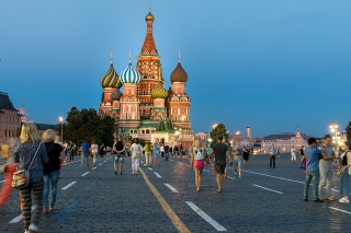 First Class Airline Tickets from New York to Moscow - IFlyFirstClass