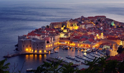 Business class flights to Dubrovnik and tours of Sponza Palace showcase medieval life in the city. - IFlyFirstClass