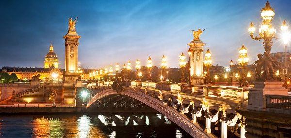 Business Class Discounted Flight to Paris - IFlyFirstClass
