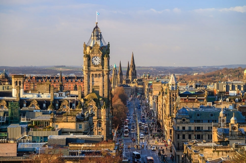 Business Class Discounted Flight to Scotland - IFlyFirstClass
