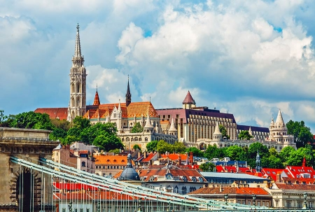 First Class Airline Tickets to Hungary - IFlyFirstClass