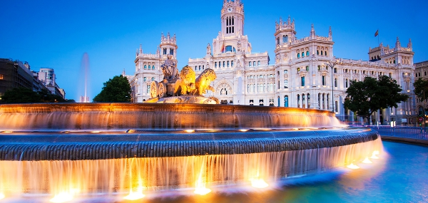 First Class Airline Tickets to Spain - IFlyFirstClass