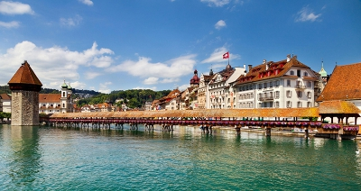 First class tickets to Lucerne bring medieval Switzerland to life. - IFlyFirstClass
