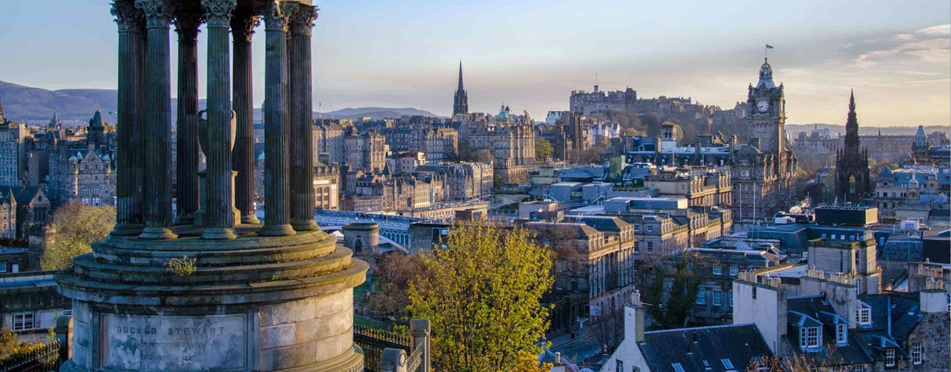 Revel in the artistry of luxury with last minute first class flights to Edinburgh's Scottish National Gallery. - IFlyFirstClass