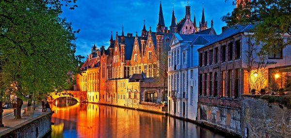 Business Class Discounted Flight to Belgium - IFlyFirstClass