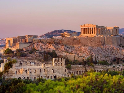 First class deals to Athens give you extra touring time to visit unique sites like Kerameikos. - IFlyFirstClass